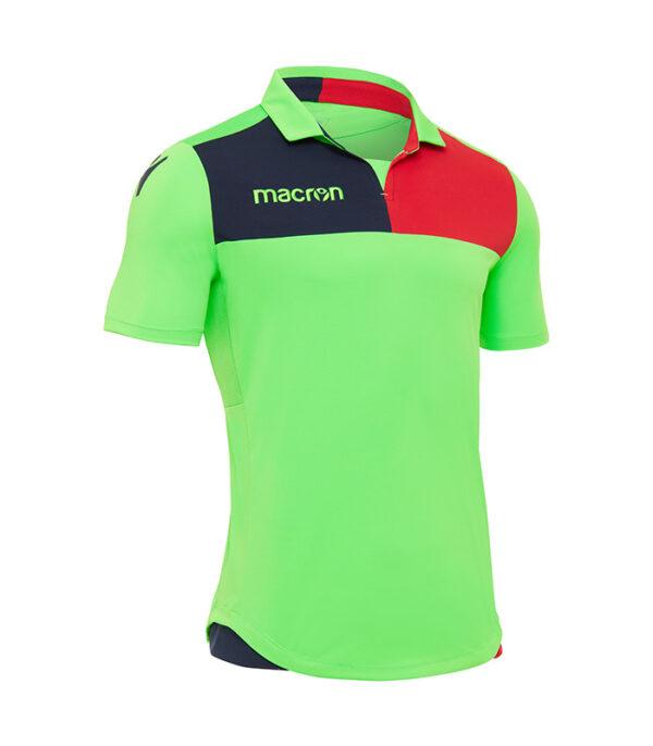 tricou fotbal nunki verde