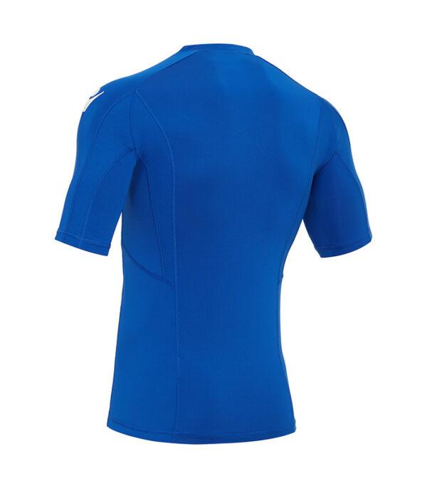 tricou fotbal saturn albastru