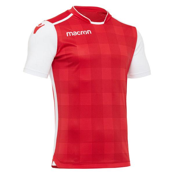 tricou fotbal wezen rosu