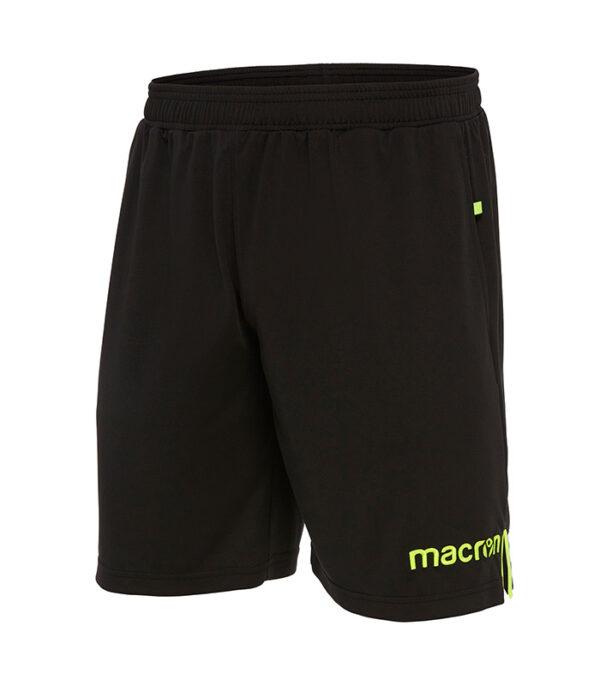 pantaloni scurti arbitru macron