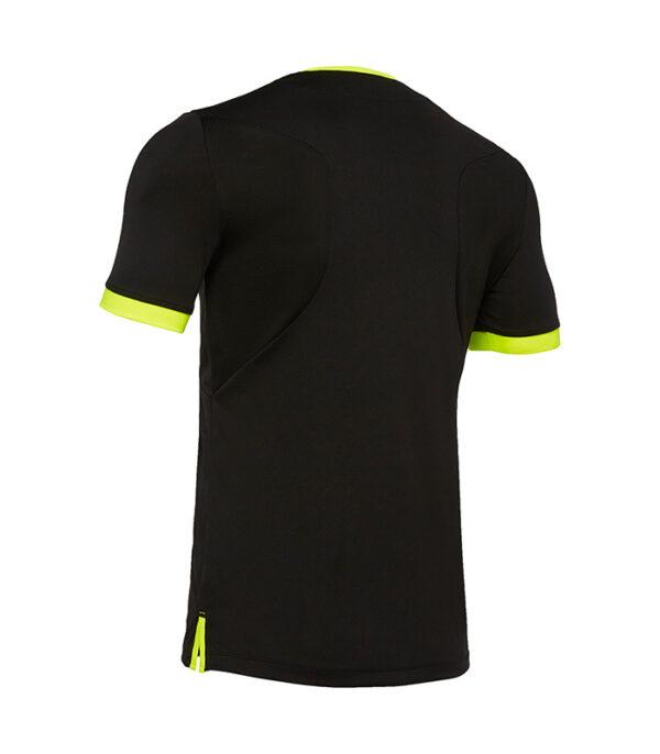 tricou arbitru negru