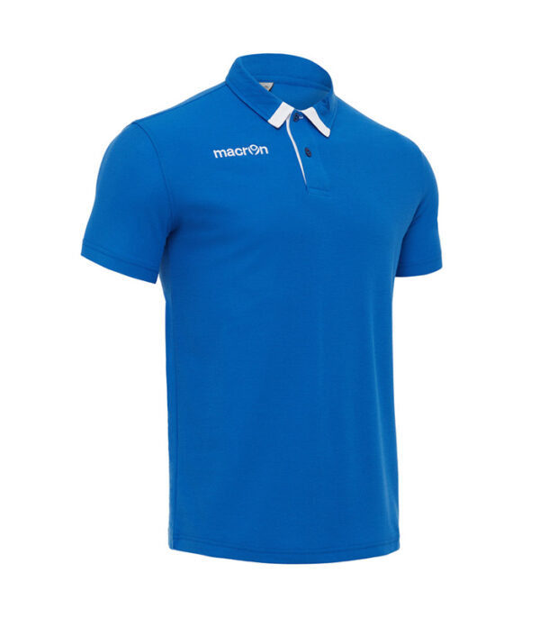 tricou prezentare albastru