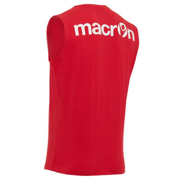 tricou fara maneci macron