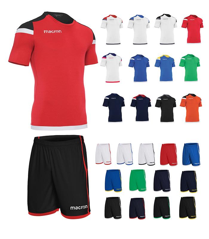 echipament fotbal macron
